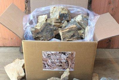 Large Box of Olive Wood Smoking Chunks