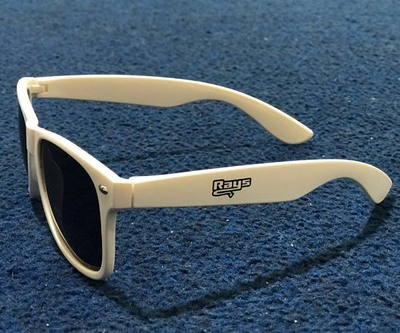 White Rays Sunglasses