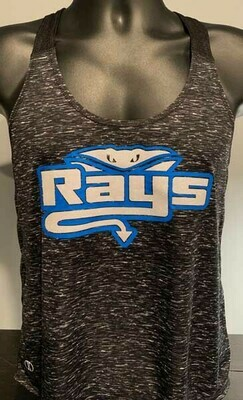 Rays Black Dri Fit Tank Top