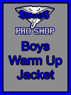 Boys Warm Up Jacket