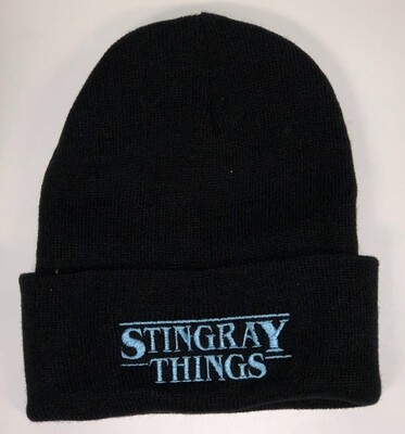 Stingray Things Beanie