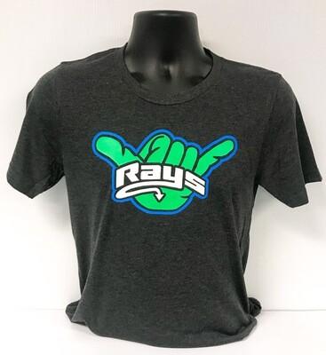 Rays Green Hand Shirt