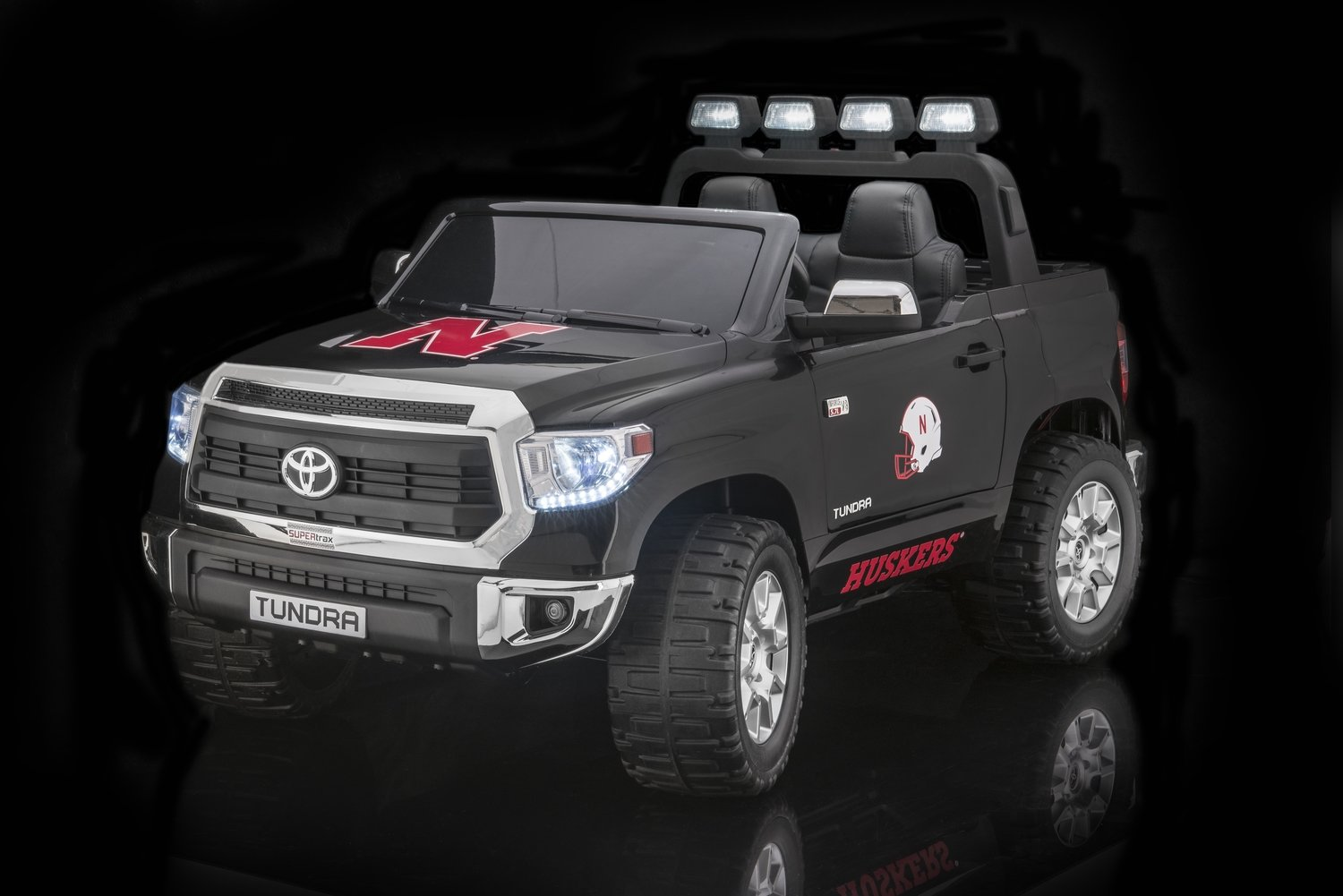 6f38ab4a1 SUPERtrax® Licensed Toyota Tundra® HUSKER FOOTBALL LIMITED EDITION