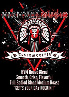 HVM Signature 'House Blend' Coffee