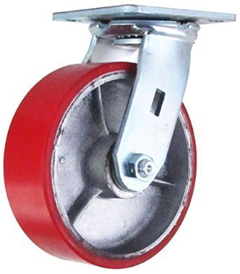 6 X 2 Caster Wheel - Swivel
