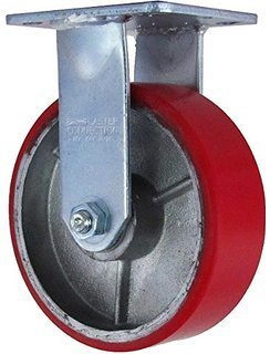 6 X 2 Caster Wheel - Rigid