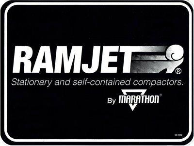 Ram-Jet Decal