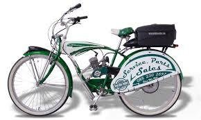 Schwinn 1955 Classic Motorized Bike