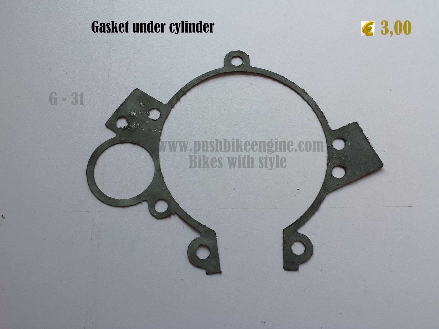 Engine housing gasket 50/60/80cc...