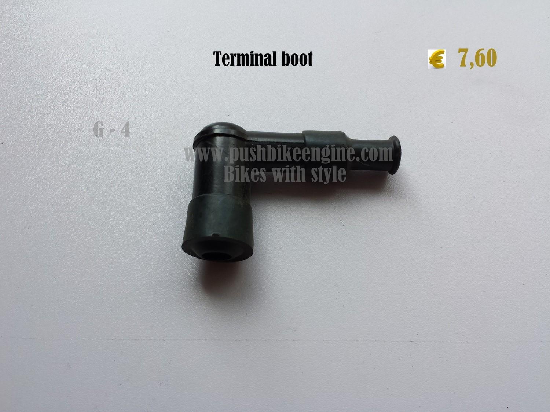 Terminal boot