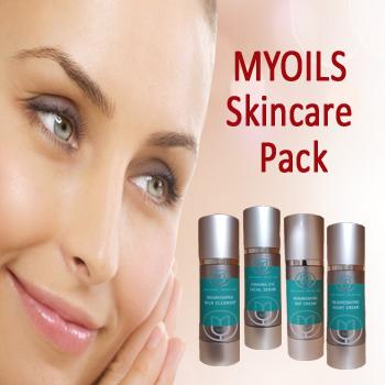 MYOILS Natural Skincare Pack
