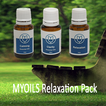 MYOILS Relaxation Pack 3