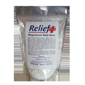 Magnesium Bath Salts 500gms RPPMBS500
