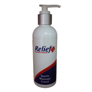 Sports Massage Cream 200ml RPPSMC200