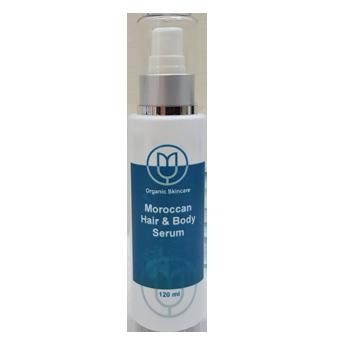 Moroccan Hair & Body  Serum 120ml