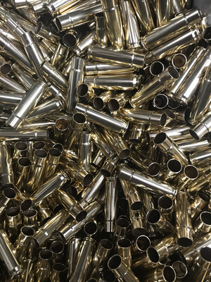 ONCE FIRED (PROCESSED / LOAD READY) 300 BLACK OUT BRASS- 250