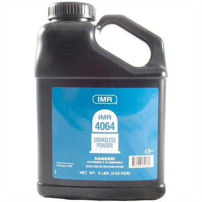 IMR 4064 Smokeless Powder 8 LB JUG