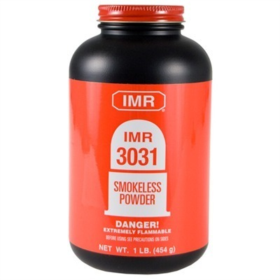 IMR 3031 Smokeless Powder 1LB.