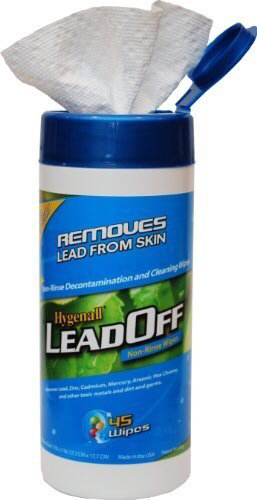 Hygenall Lead-Off Wipes 45 Wipe Cannister