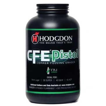 HODGDON CFE PISTOL POWDER - 1LB