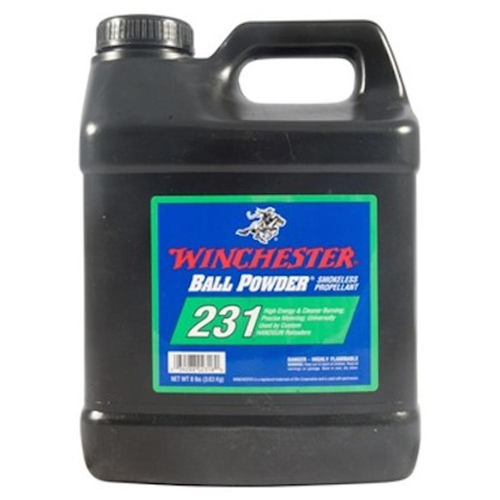 WINCHESTER 231PISTOL POWDER 8LB