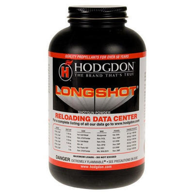HODGON LONGSHOT SMOKELESS POWDER-1LB