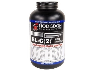 HODGDON BLC-2 RIFLE BALL POWDER - 1LB