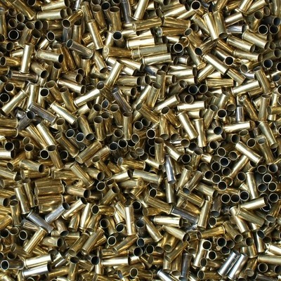 ONCE FIRED 38SPL RANGE BRASS - 250