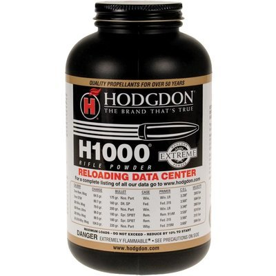 HODGDON H1000 RIFLE  POWDER 1LB