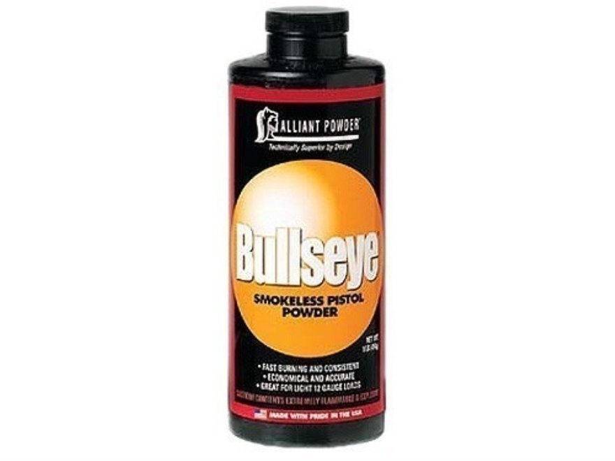 ALLIANT BULLSEYE SMOKLESS POWDER - 1LB