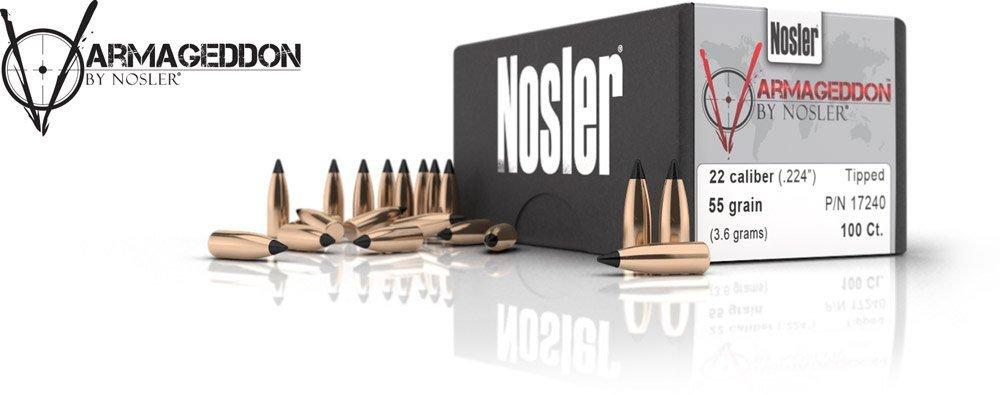22 Caliber 55 Grain Varmageddon Bullet - 250 / BOX