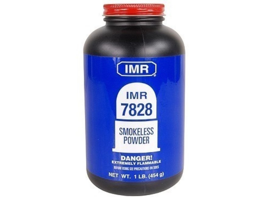 IMR 7828 RIFLE Powder 1LB.