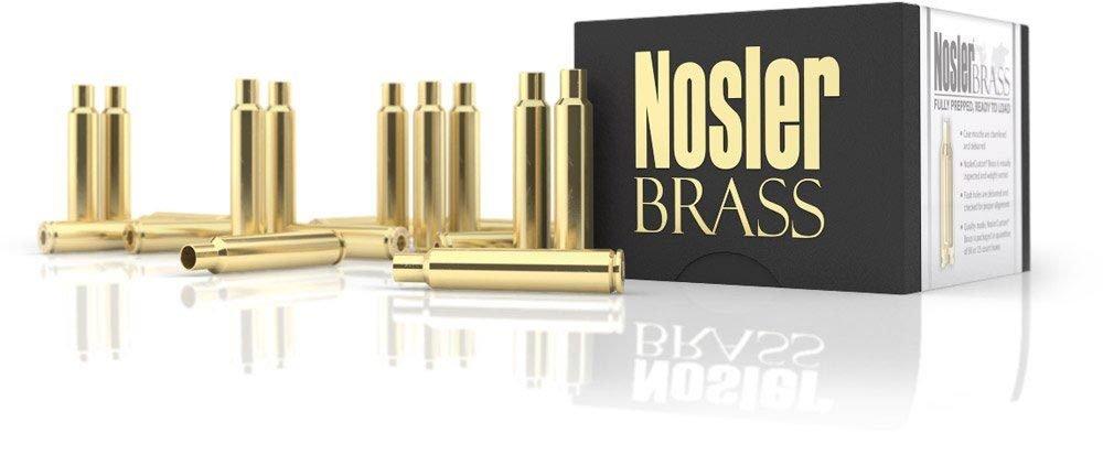 Nosler Brass 6.5mm Creedmoor (50ct)