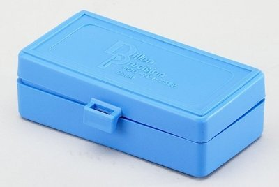 DILLON AMMUNITION BOXES 9MM (50 RD)