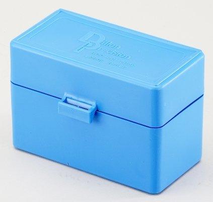 DILLON AMMUNITION BOXES LARGE RIFLE (50 RD)