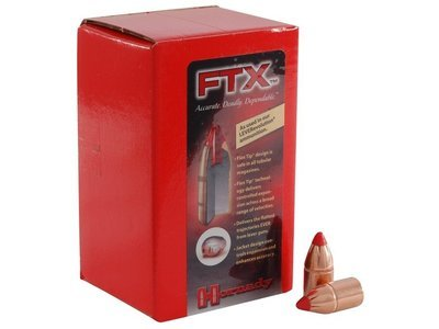 Hornady FTX Bullets 458 Caliber (458 Diameter) 325 Grain Flex Tip eXpanding - 50/BOX