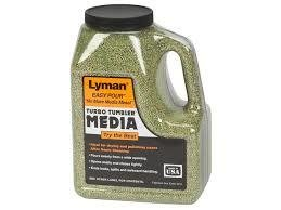 Lyman Case Cleaning Media - Corncob 4.5 lbs.