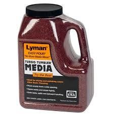 Lyman Turbo Tufnut Case Cleaning Media - 2.75 lb JUG