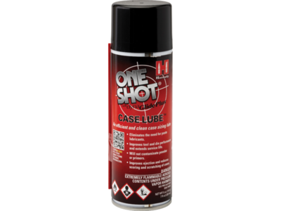 HORNADY ONE SHOT CASE LUBE - 7 Oz.