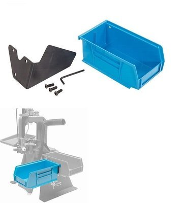 CARTRIDGE CASE BIN & BRACKET FOR RL550