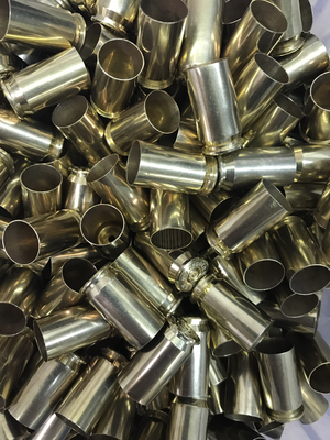 ONCE FIRED 45 ACP RANGE BRASS (SM PRIMER)- 500