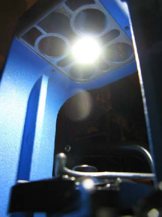 INLINE FABRICATION LED LIGHT YSTEM FOR DILLON 550