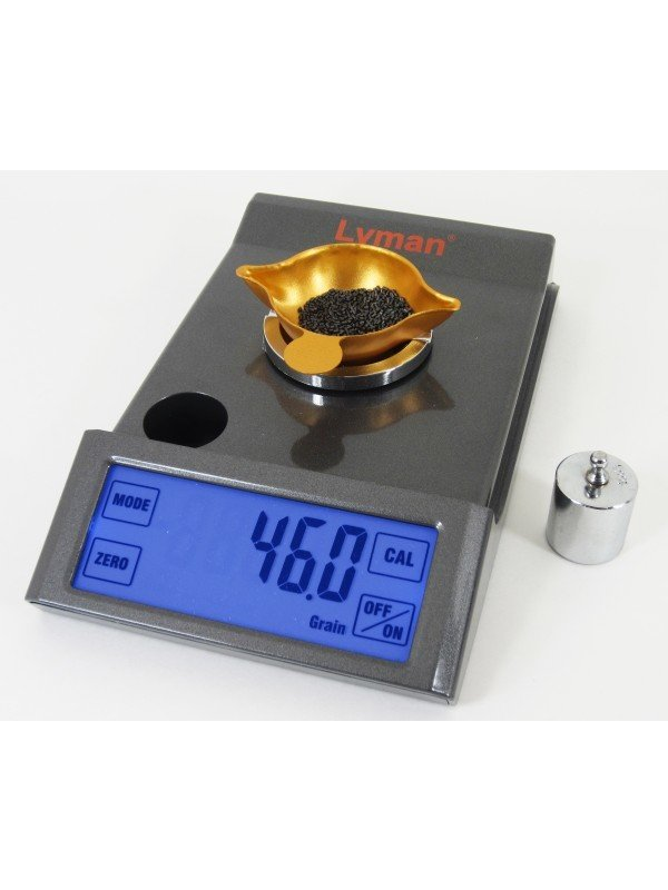 PRO-TOUCH 1500 ELECTRONIC RELOADING SCALE