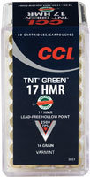CCI 17 HMR TNT GREEN