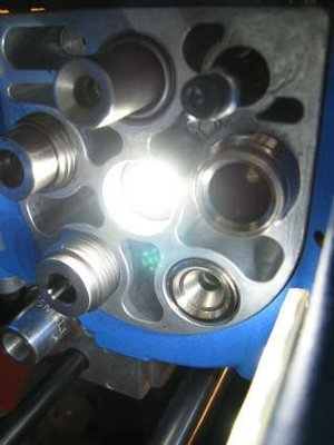 INLINE FABRICATION LED LIGHT YSTEM FOR DILLON 650