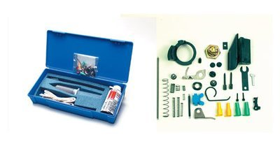 XL 650 MACHINE MAINTENANCE AND SPARE PARTS KIT