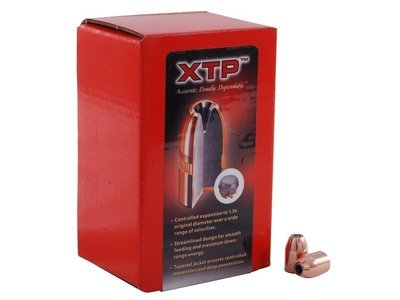 Hornady XTP Bullets 40 S&W, 10mm Auto (400 Diameter) 180 Grain Jacketed Hollow Point Box of 100
