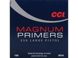 CCI LARGE PISTOL MAGNUM PRIMERS / 1000