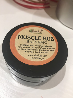 MUSCLE RUB 2 OZ