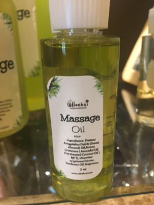Aloe Massage Oil 2 oz
